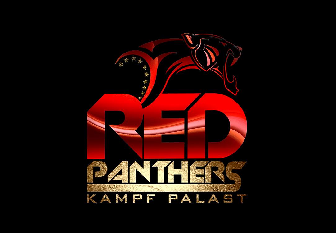 RedPanthers Kampfpalast Wuppertal Logo
